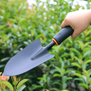 Garden Wide Shovel Heavy Duty Polished Rust Resistant Oversized Trowel