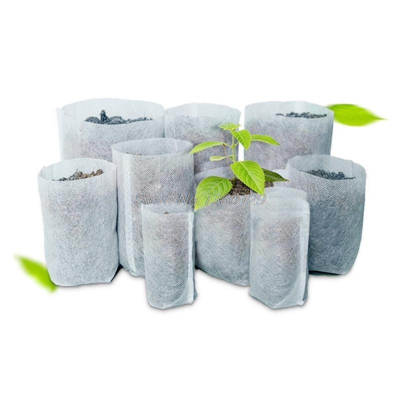 Nursery Pots/Seed-Starting Bags (100pcs)