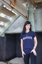MegaVegan T-shirt Navy