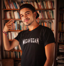 MegaVegan T-shirt | MegaVegan Short Sleeve T-shirt