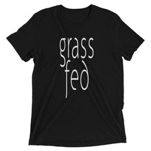 Grass Fed T-Shirt Black