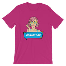 Vegan Bae POP Art Short-Sleeve Unisex T-Shirt