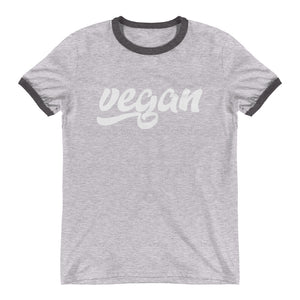 Vegan Retro Ringer T-Shirt