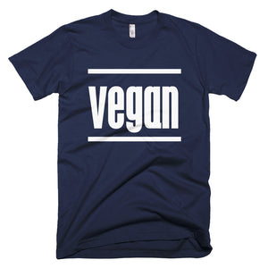 Vegan Short-Sleeve T-Shirt