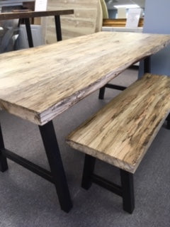 Spalted Maple Dining Table