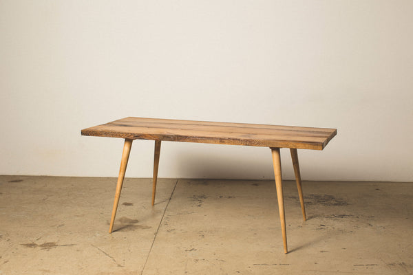 "Dining Table with Mid Century ""McCobb"" Legs"