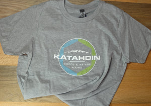 Katahdin Woods and Waters - Youth T-Shirt