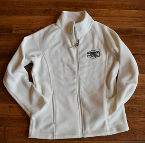 Katahdin Woods and Waters - Cream Fleece Jacket