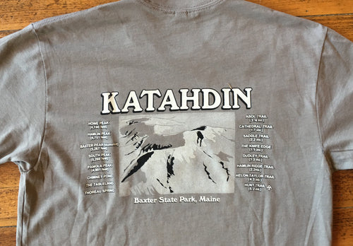 Katahdin Trails Adult T-Shirt