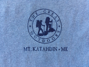 Maine to Georgia AT Trail Adult T-Shirt