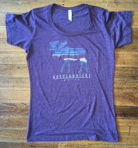 SALE! MOOSE T-Shirt - Womens