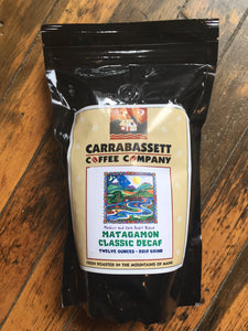 Carrabassett Coffee - Matagamon Classic Decaf