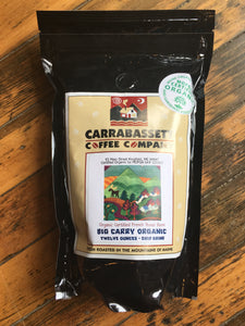 Carrabassett Coffee - Big Carry Organic