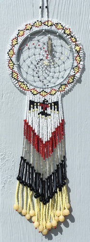 Dream Catcher - Eagle and Feather