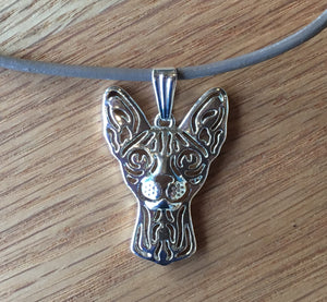 Necklace - Siamese Cat