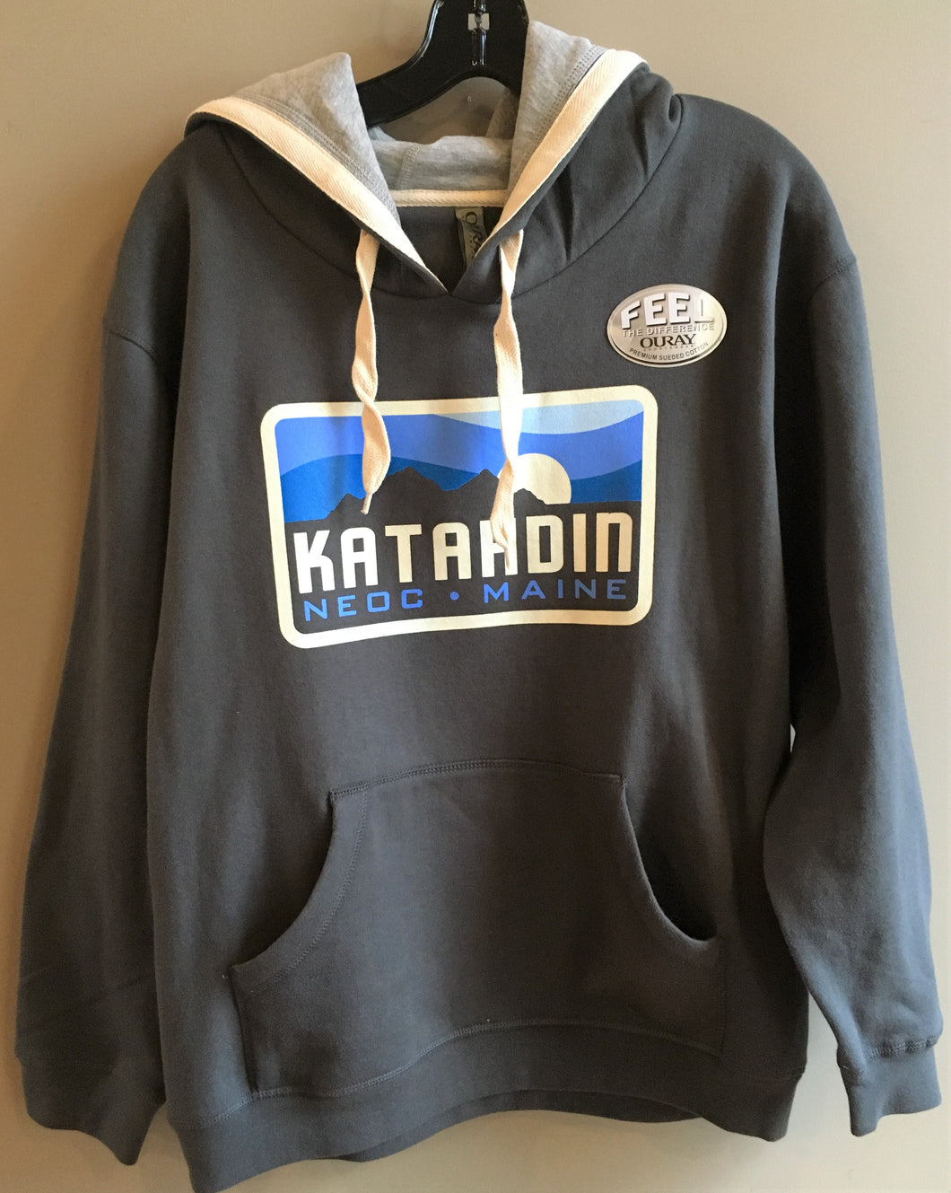 Katahdin Maine Hoodie - Adult Sizes Only