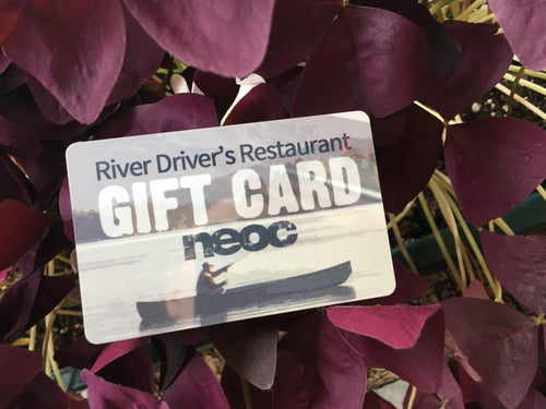 $50 PREPAID GIFT CARD for River Drivers Restaurant