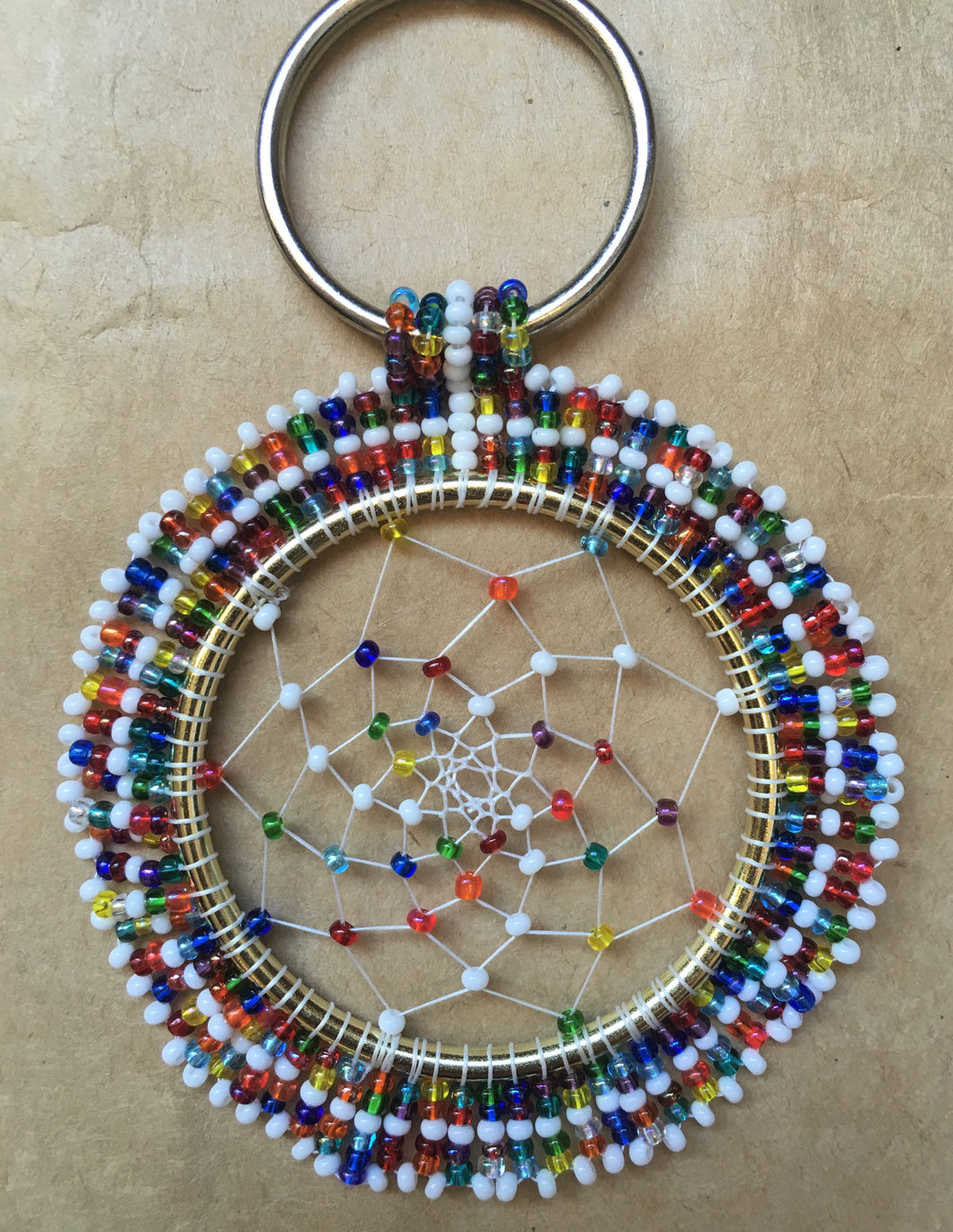 Dream Catcher - Keychain
