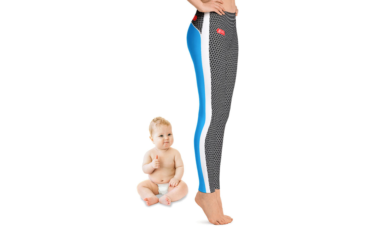 Michelle Maureen HXS Collection Workout Leggings