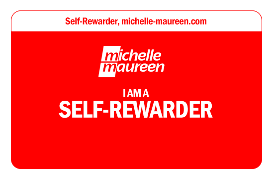 Self-Rewarder Card