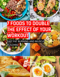 7 Foods To Double The Effect Of Your Workout - Ebook