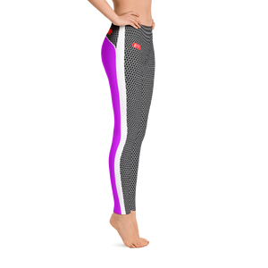 HXS Collection Pink Workout Leggings - Michelle Maureen