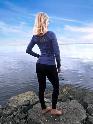 Empowering Long Sleeve Top
