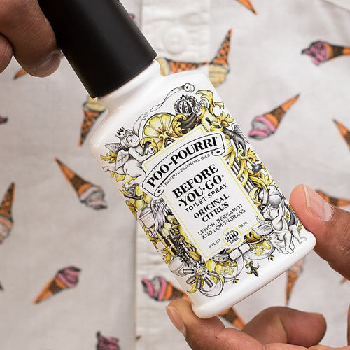 Poo-Pourri, Before You Go Toilet Spray