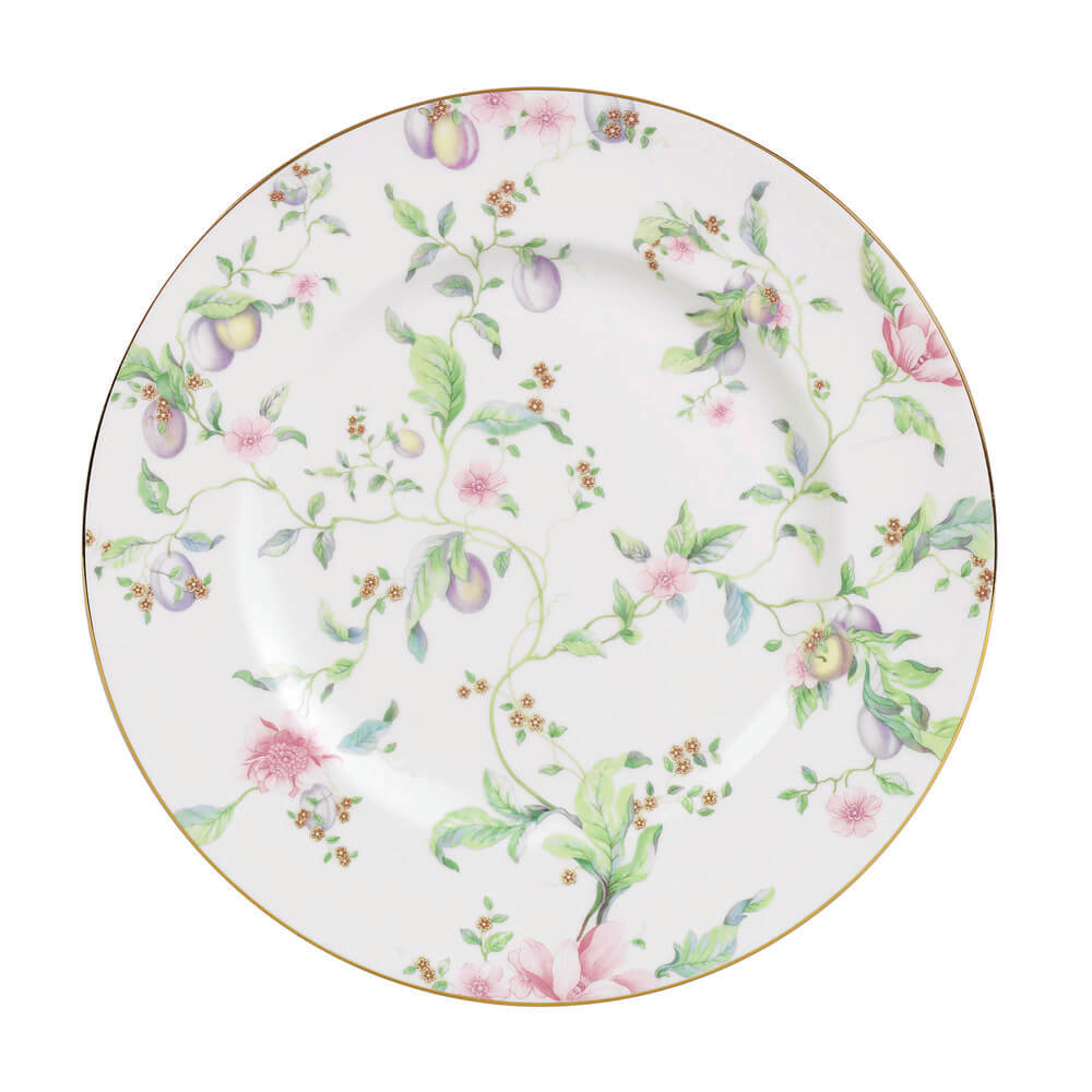 Sweet Plum Plate Accent  27cm