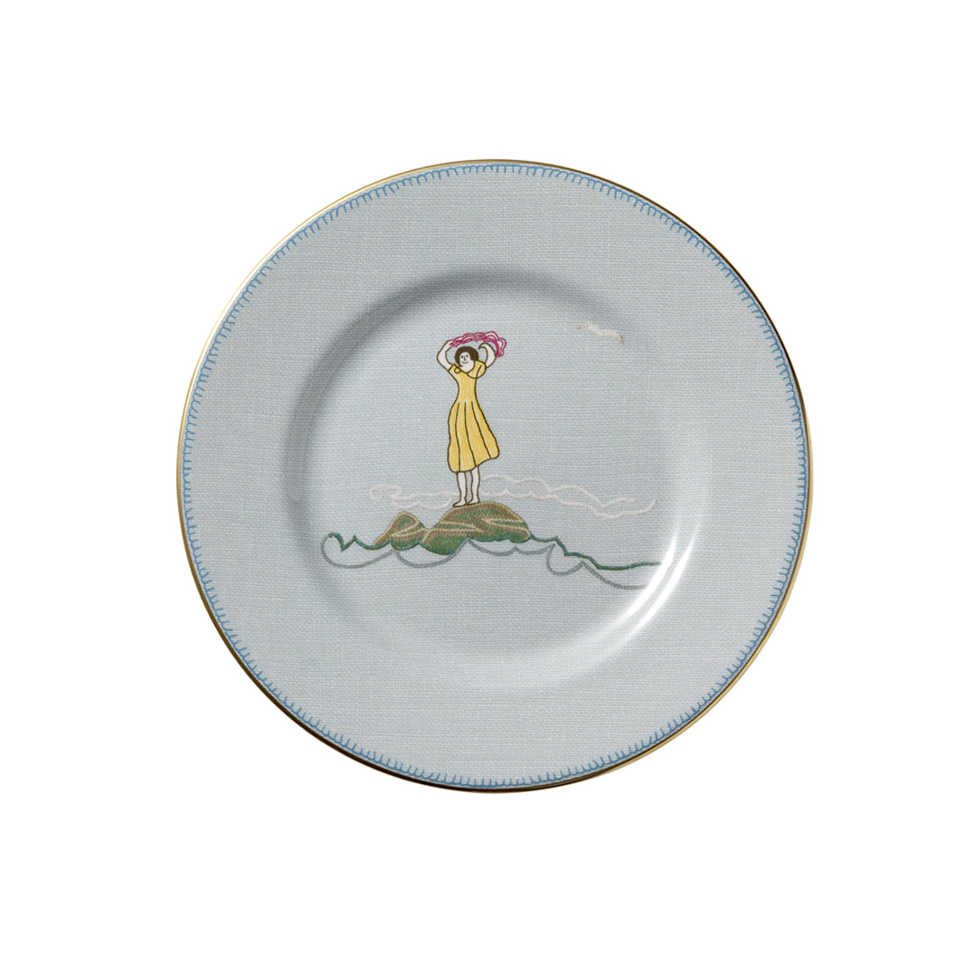Sailor's Farewell Plate 17cm