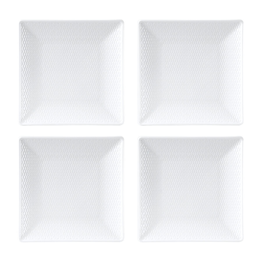 Gio Square Plate 14.5cm (Set of 4)