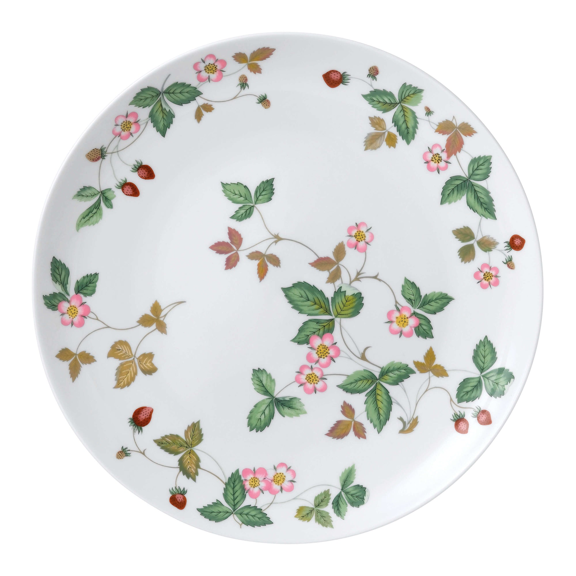Wild Strawberry Plate 23cm