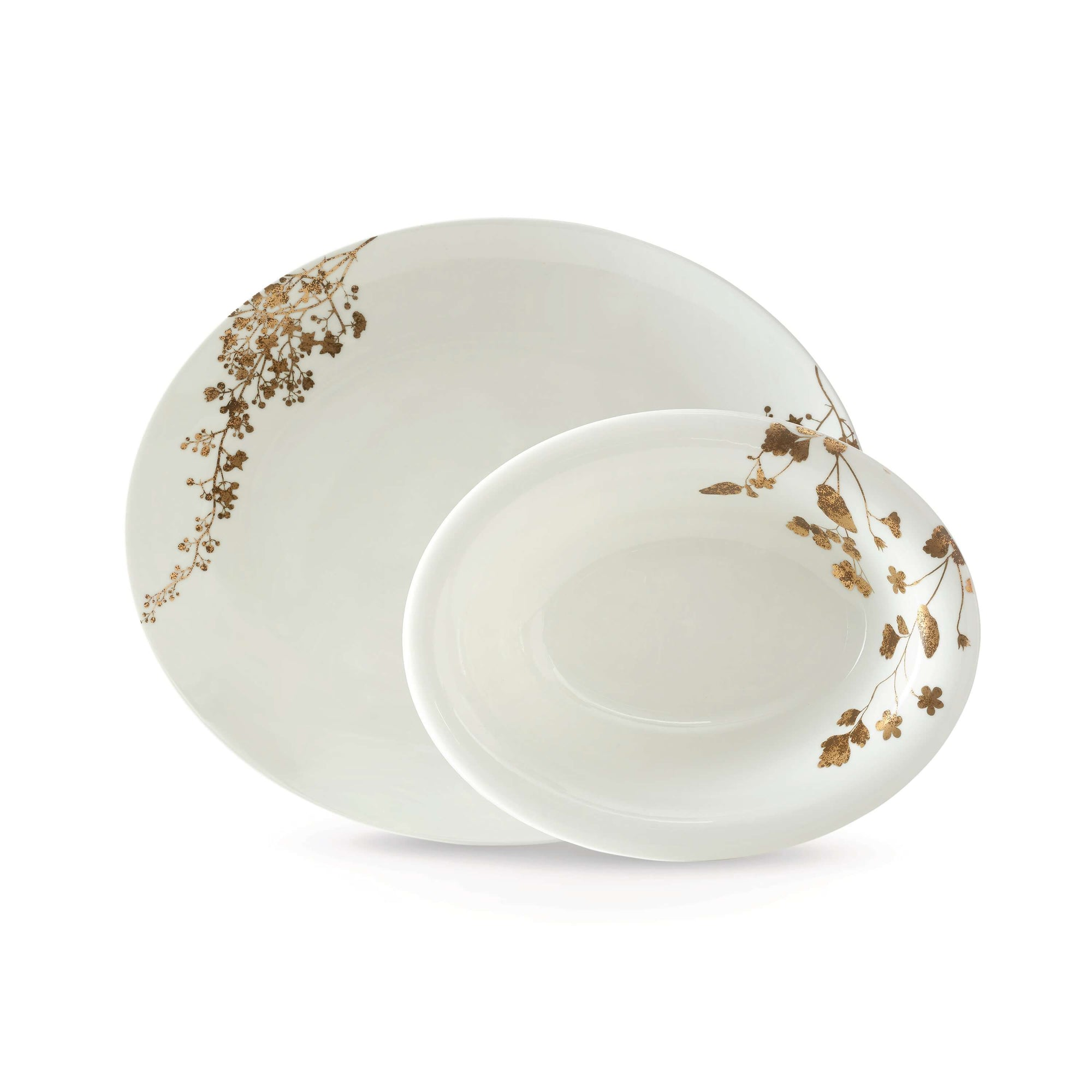 Vera Wang Jardin Serving Set