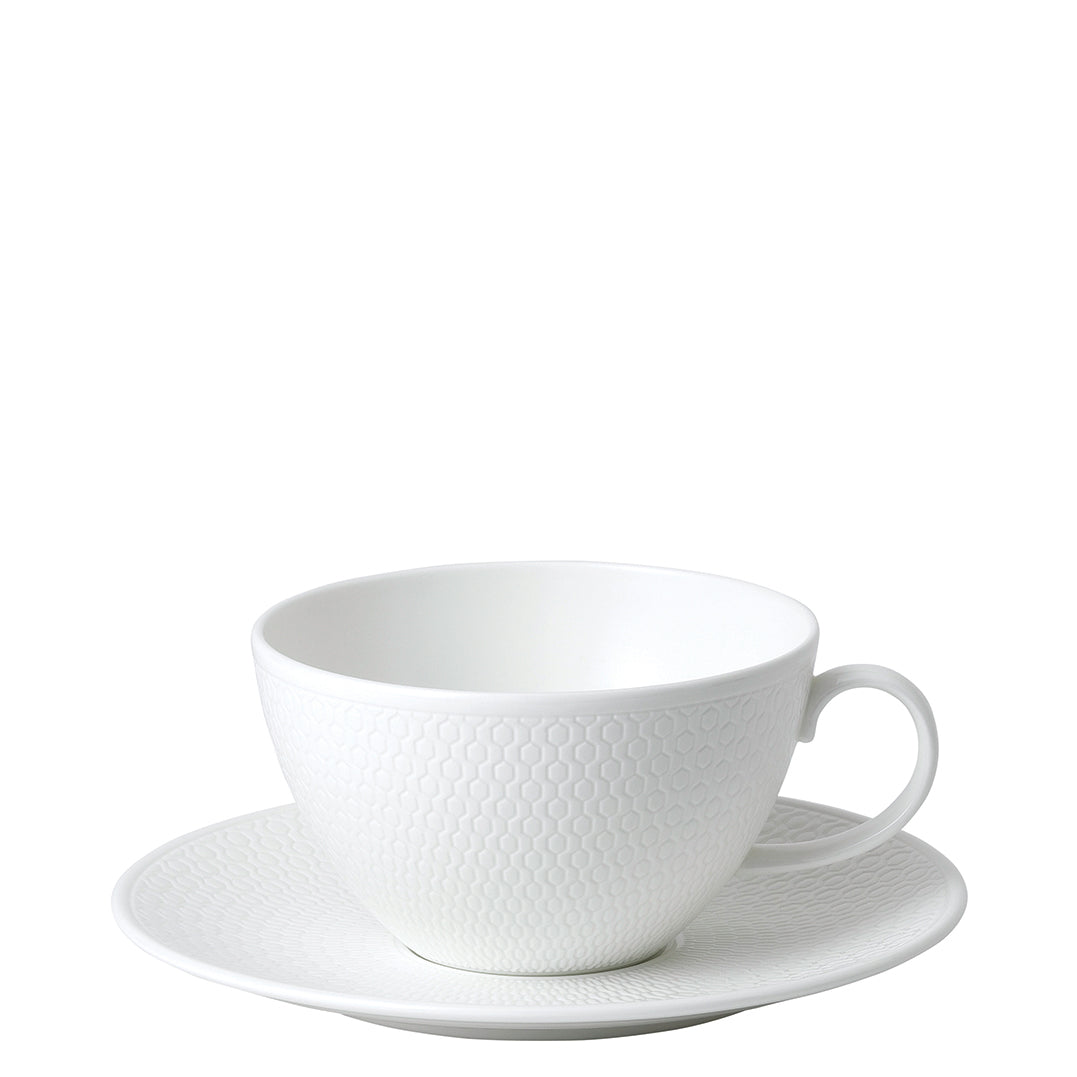 Gio Breakfast Cup & Saucer