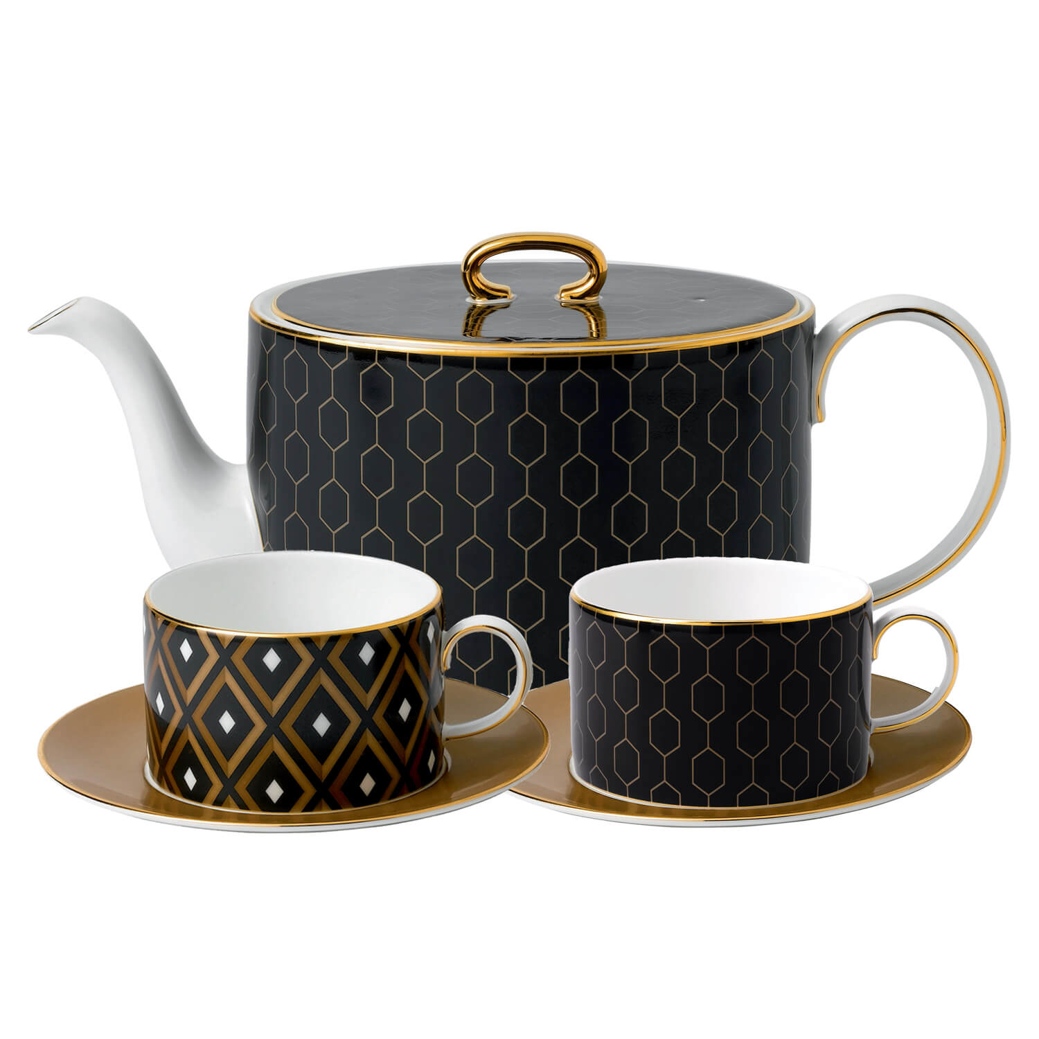 Arris Afternoon Tea Set - C