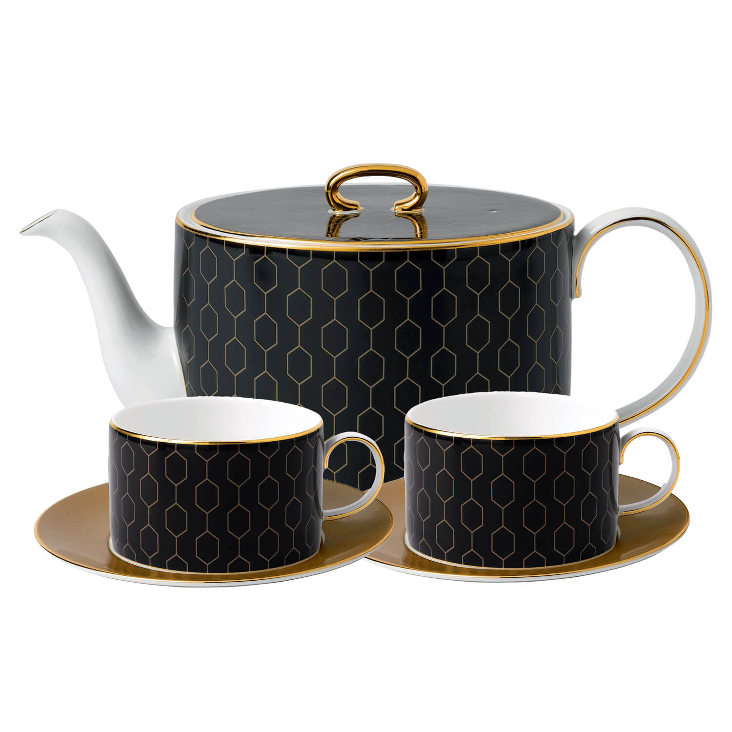 Arris Afternoon Tea Set - A