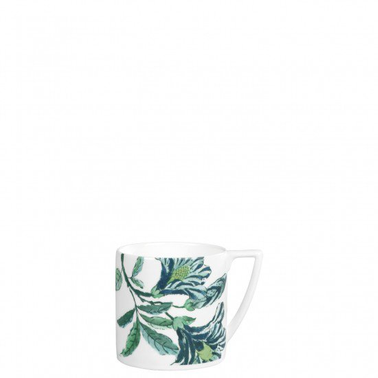 Jasper Conran Chinoiserie White Mini Mug, Gift Boxed