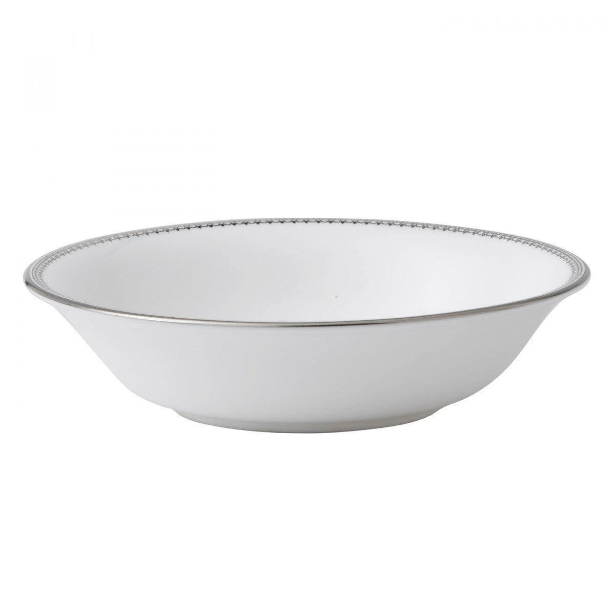 Vera Wang Lace Platinum Cereal Bowl 16cm