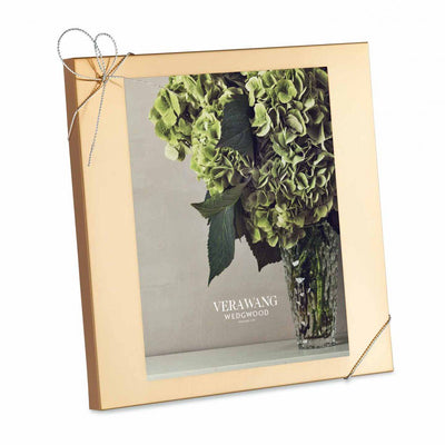 Vera Wang Love Knots Gold Photo Frame (Photo: 20x25cm / 8x10inch)