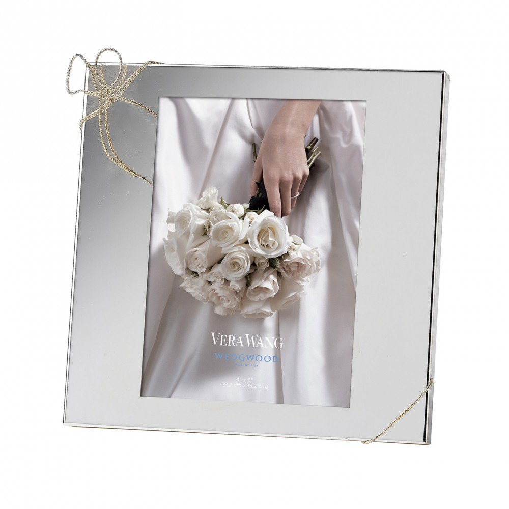 Vera Wang Love Knots Photo Frame (Photo: 10x15cm / 4x6inch)