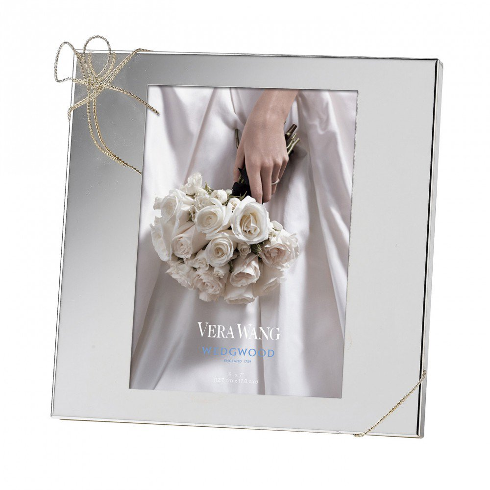 Vera Wang Love Knots Photo Frame (Photo: 12.7x17.8cm / 5x7inch)