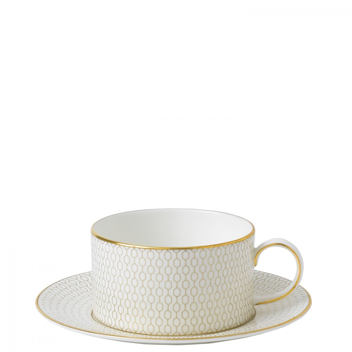 Arris Teacup and Saucer