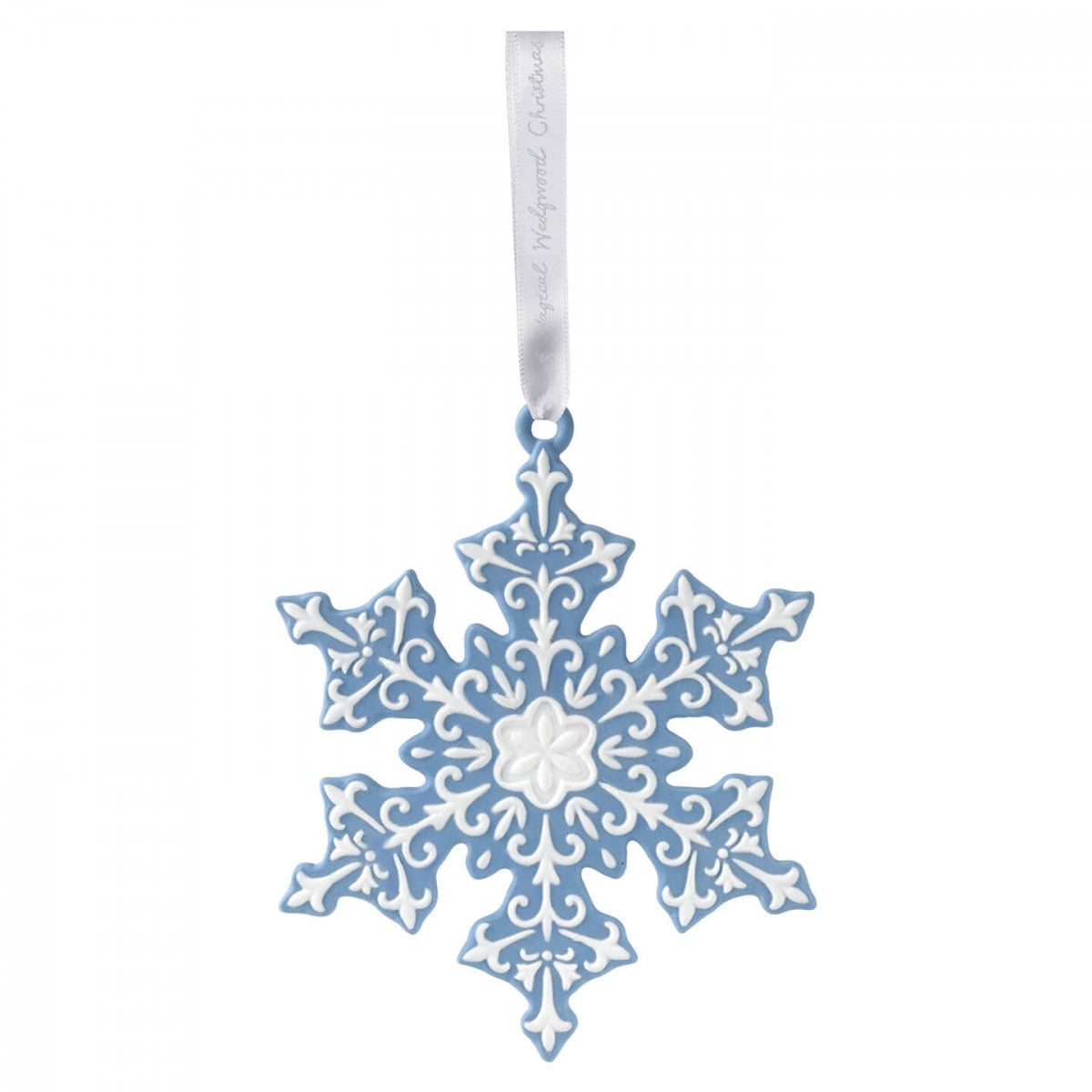 Christmas 2018: Snowflake Blue Decoration