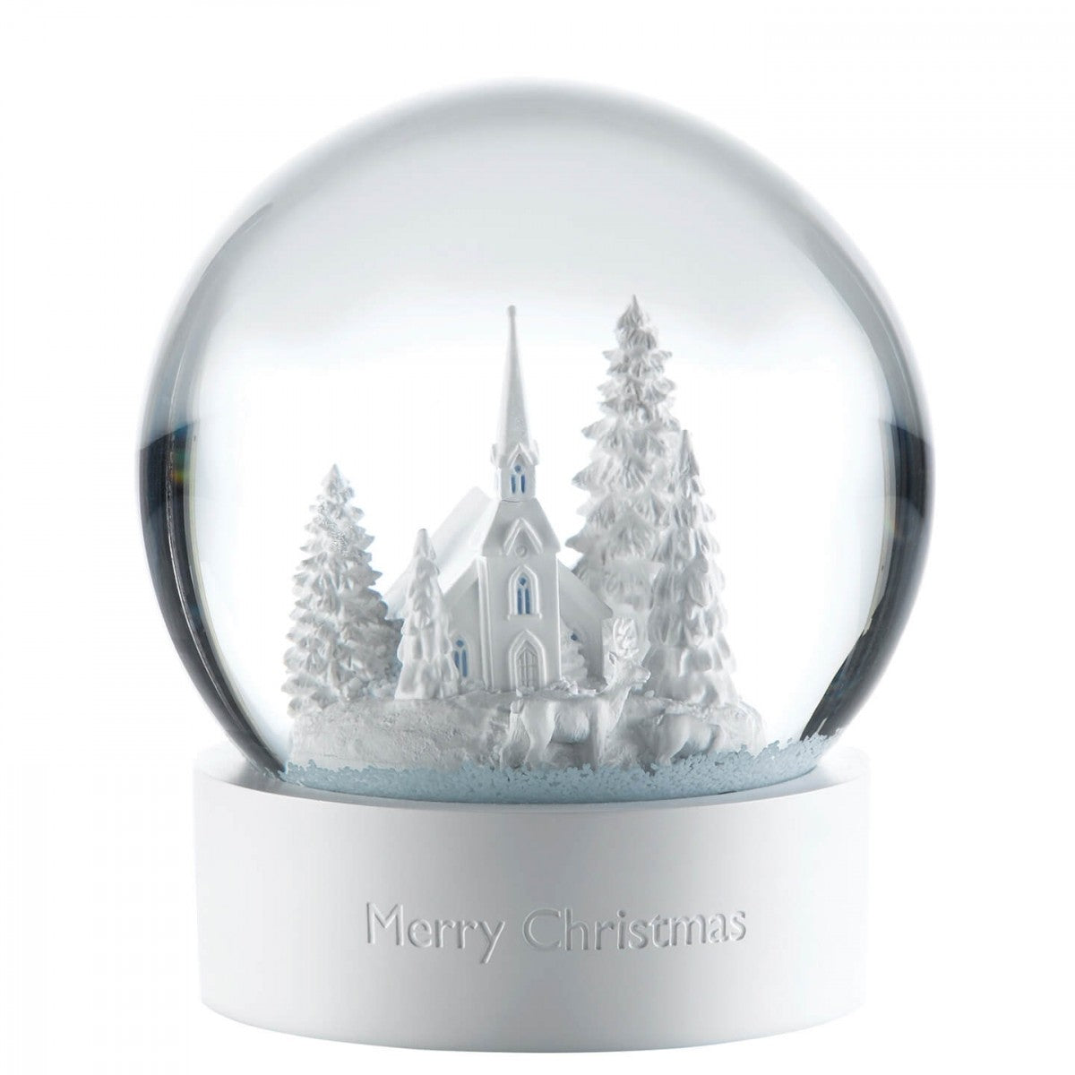 Christmas In Evergreen Snow Globe.Christmas 2018 Snowglobe