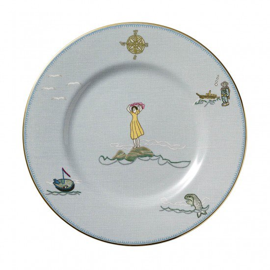 Sailor's Farewell Plate 22cm