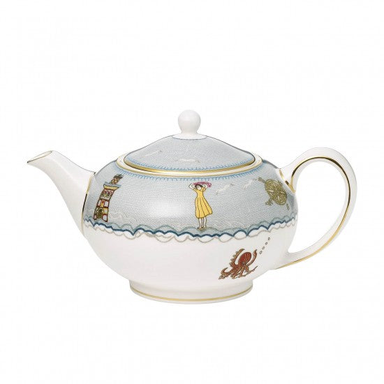 Sailor's Farewell Teapot Small