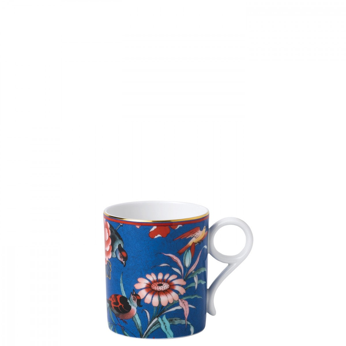 Paeonia Blush Mug Blue