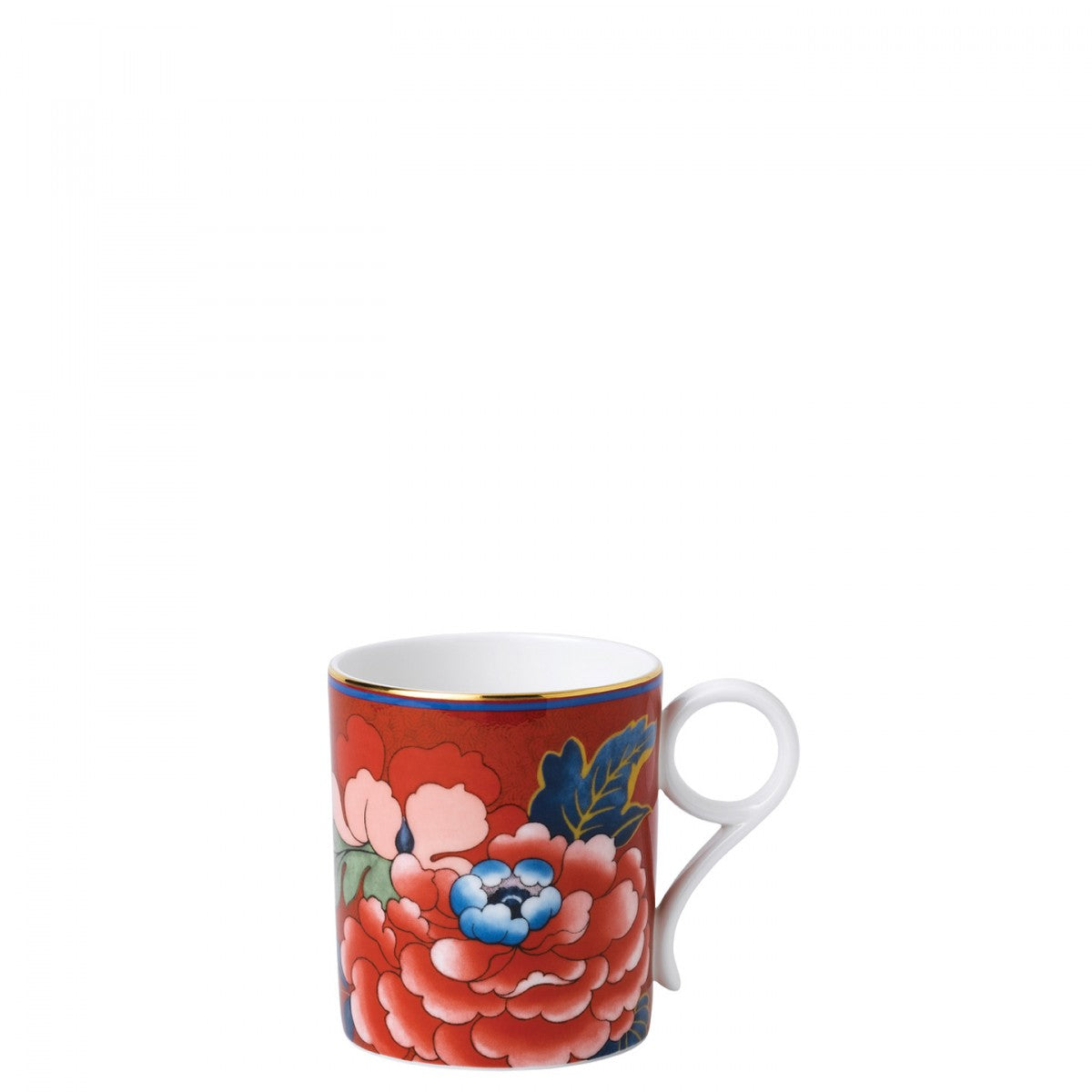 Paeonia Blush Mug Red