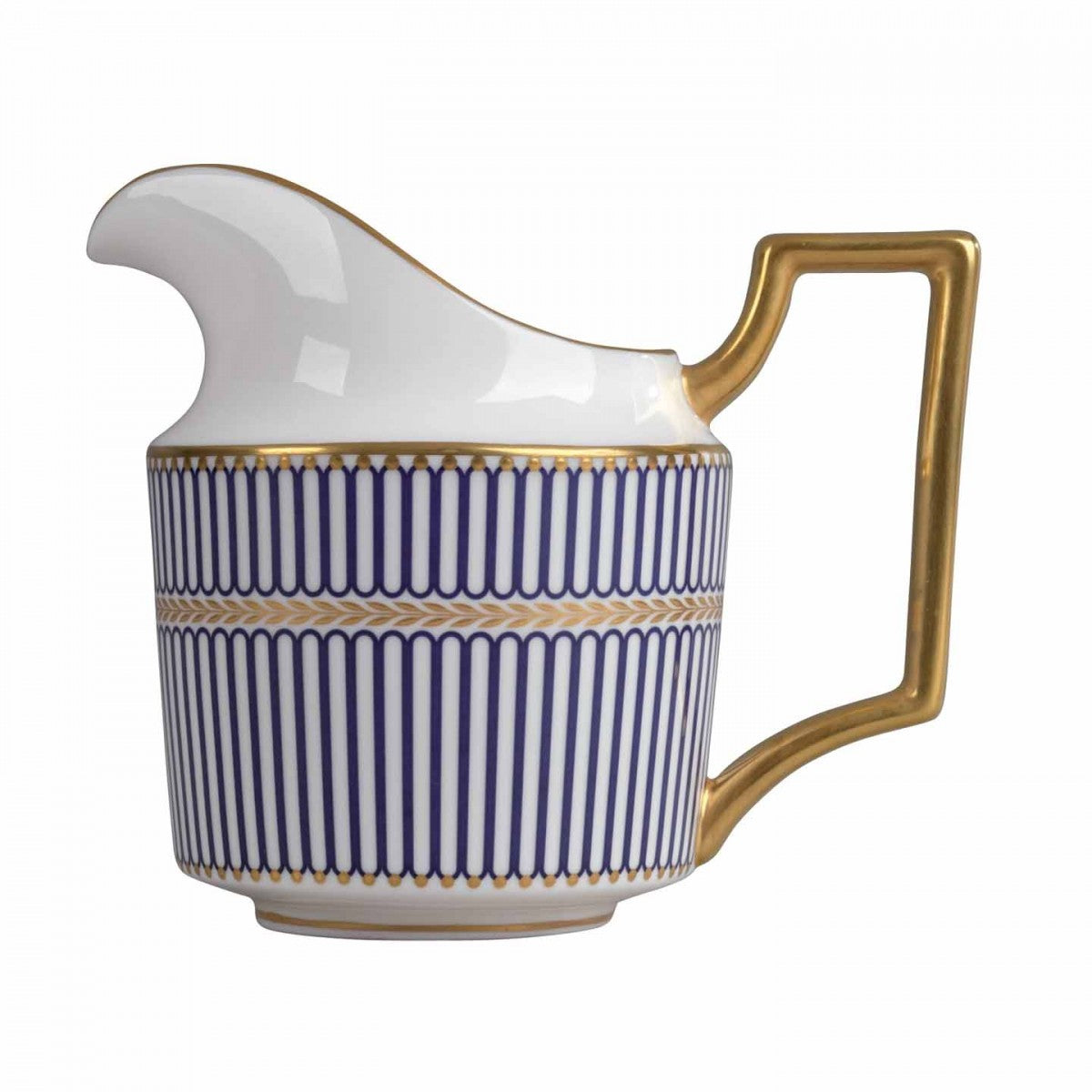 Anthemion Blue Milk / Cream Jug