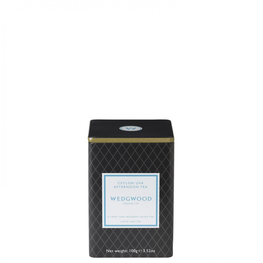 Signature Tea Ceylon Uva Afternoon Tea Caddy 100g